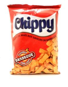 Chippy Barbecue [BBQ] Flavoured Corn Chips by Jack 'n Jill | Buy Online at the Asian Cookshop